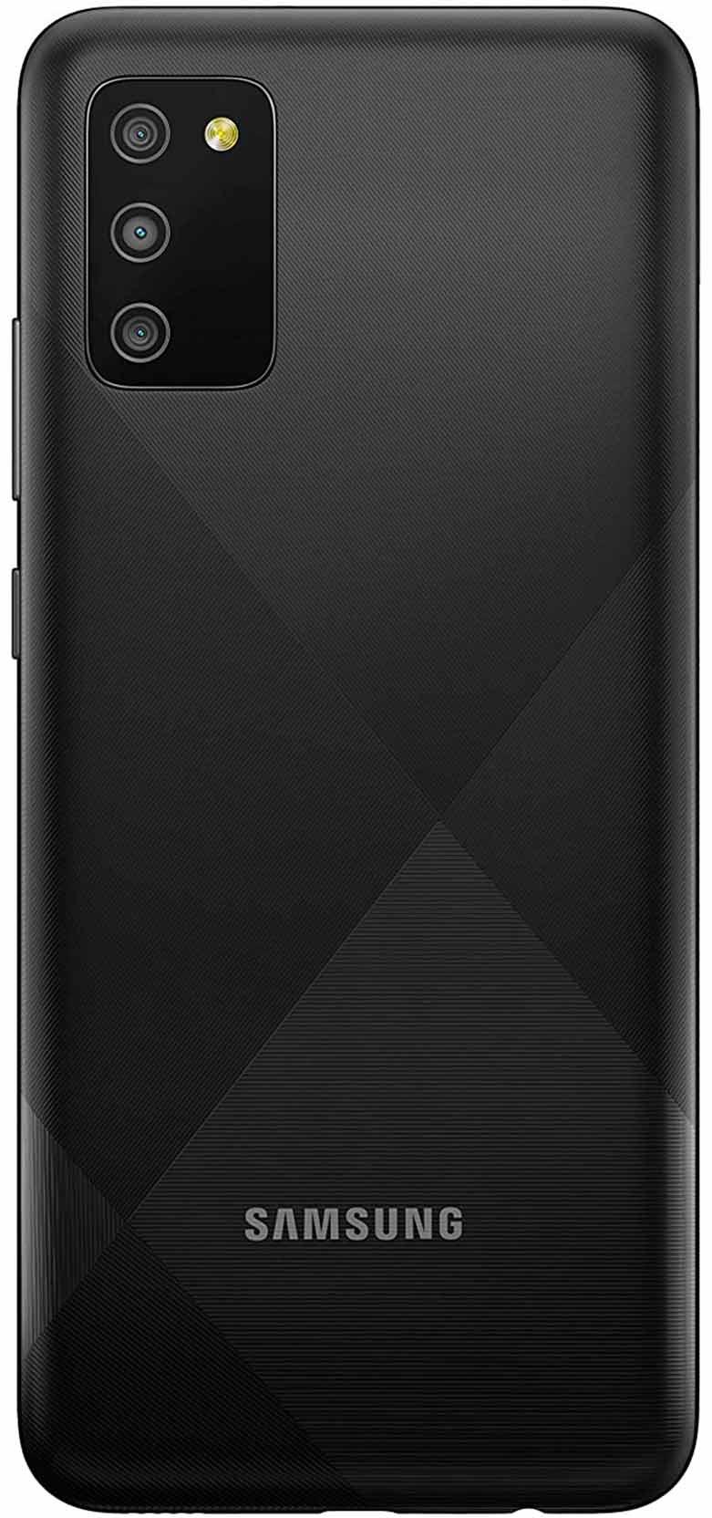 Samsung Galaxy M02s Black 4GB | 64GB