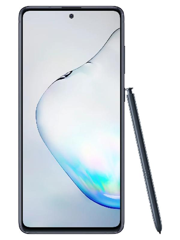 Samsung Galaxy Note 10 Lite Aura Black 8GB|128GB