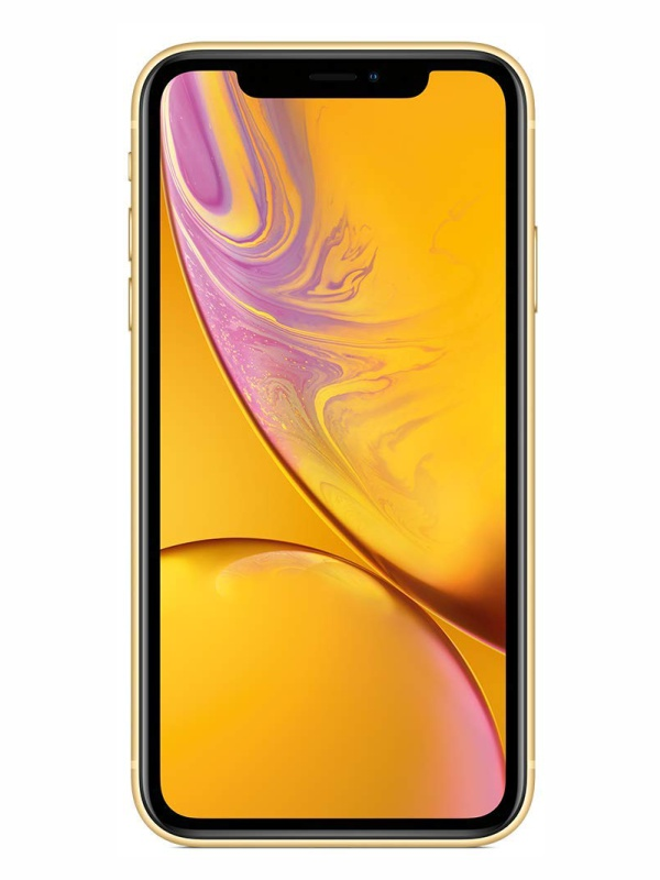 iPhone XR Yellow 64GB