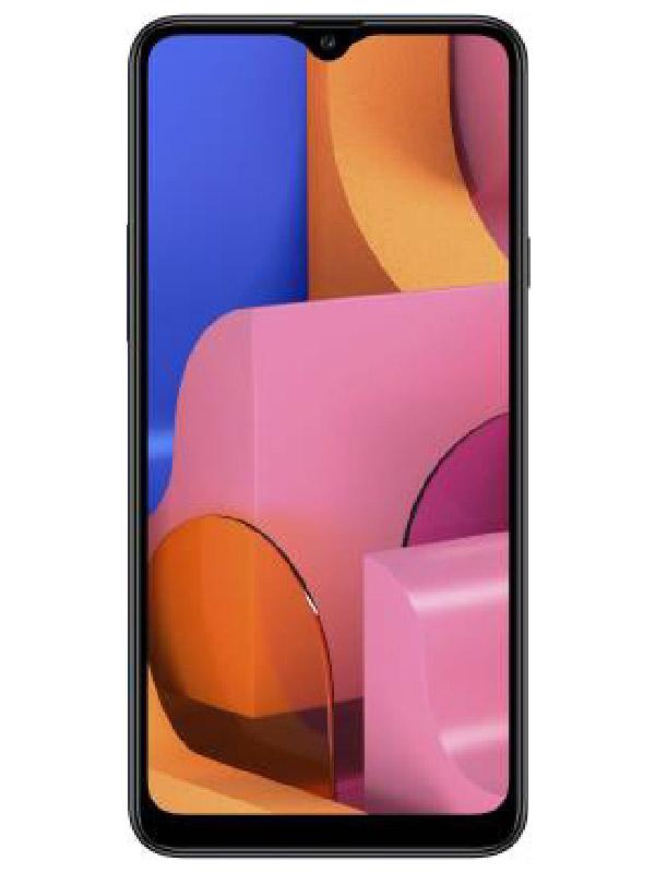Samsung Galaxy A20s Black 4GB|64GB