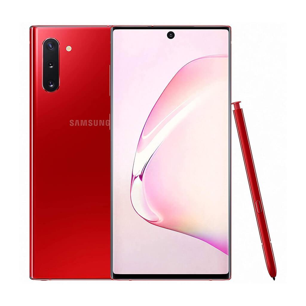 Samsung Galaxy Note 10 Red 8GB|256GB