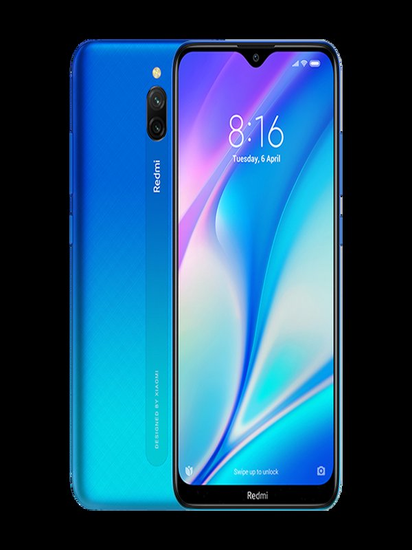 Redmi 8A Dual Blue 3GB|64GB