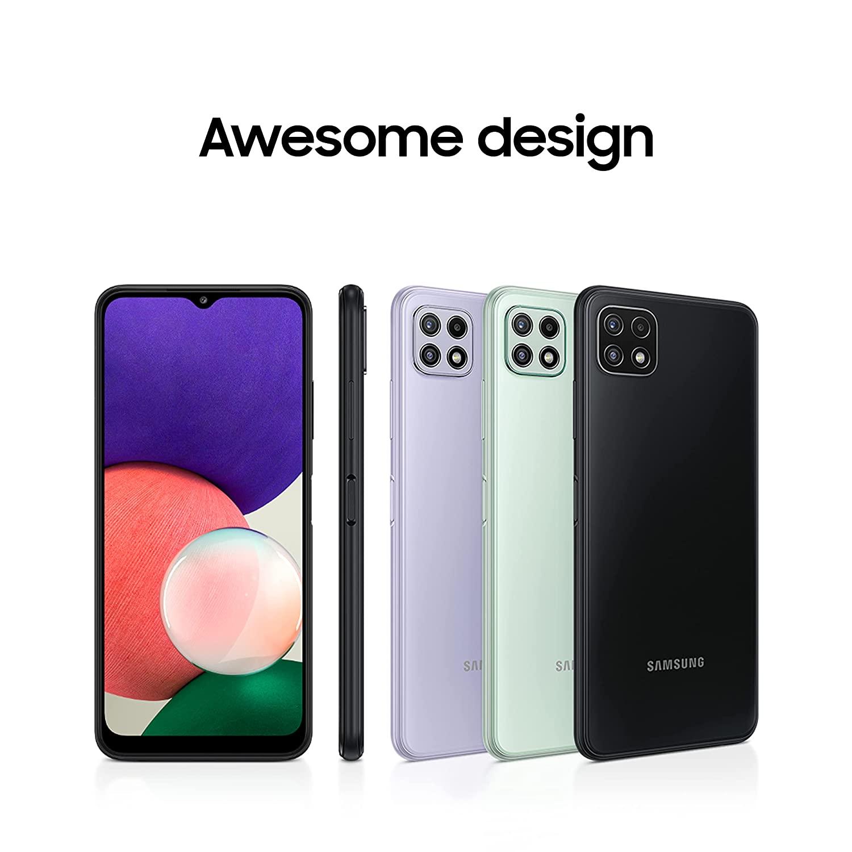 Samsung Galaxy A22 5G Green 8GB RAM, 128GB