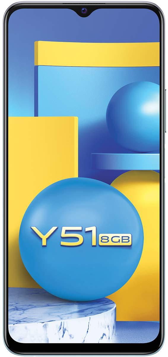vivo Y51A Crystal Symphony 8GB|128GB