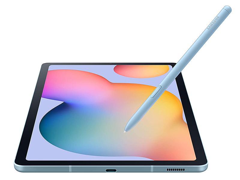 Samung Galaxy Tab S6 Lite -LTE  (Angora Blue, 64GB )