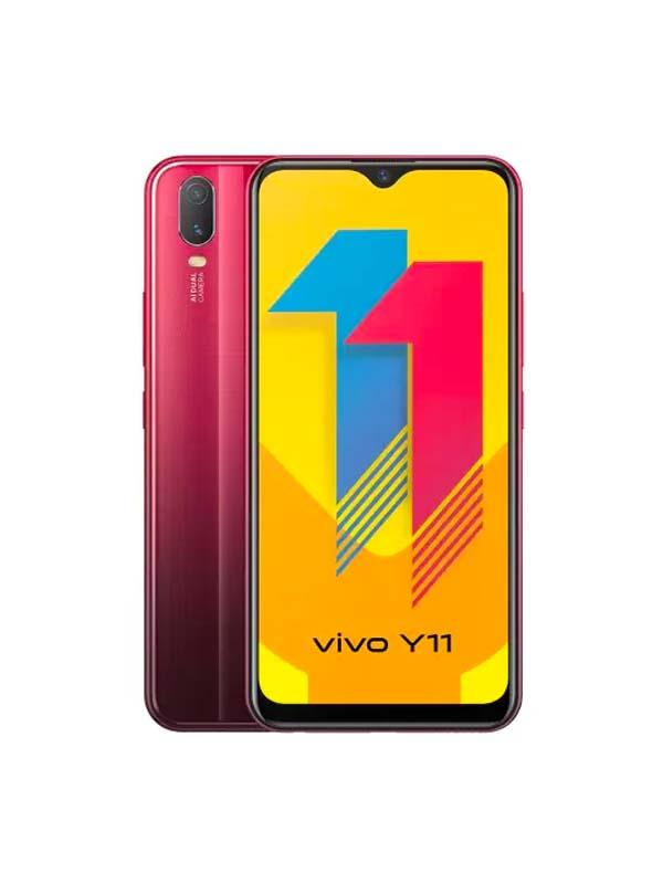 Vivo Y11 Red 3GB 32GB - 2019