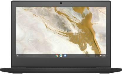 Lenovo IdeaPad 3 82BA001PHA Chromebook Celeron Dual Core 4 GB/64 GB EMMC 11.6 Inch, Onyx Black
