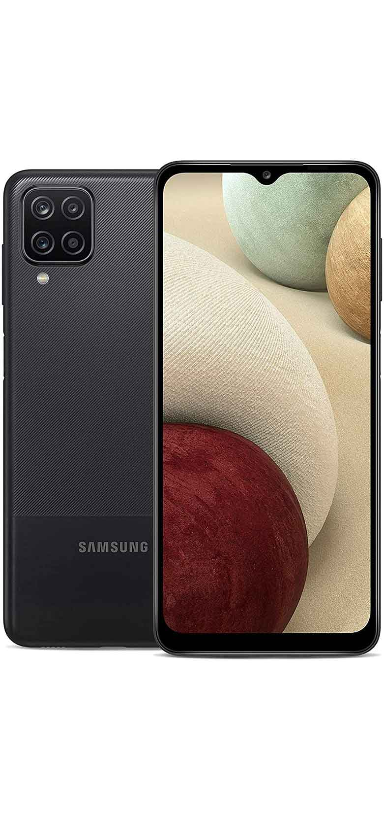 Samsung Galaxy A12 Black 4GB | 128GB