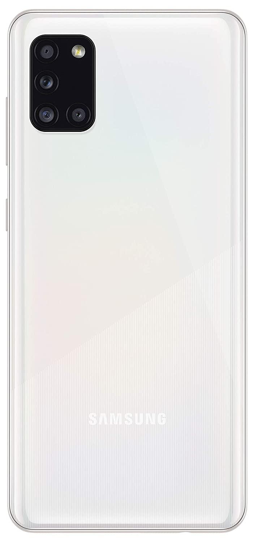 Samsung Galaxy A31 Prism Crush White