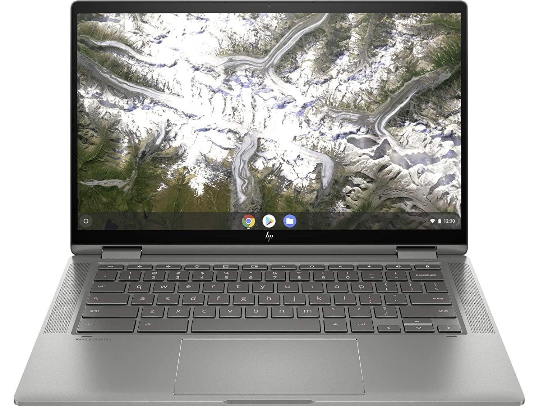 HP Chromebook x360 12b-ca0010TU | N4020| 4GB| 64GB eMMC | 12in | ChromeOS | INT Graphics| Silver