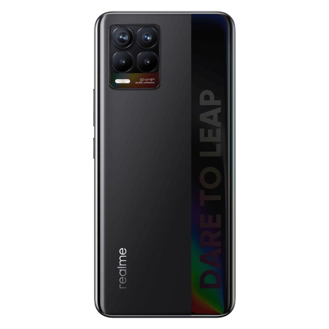 Realme 8 Cyber Black 6GB   128GB