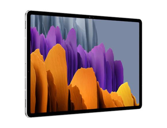 Samsung Galaxy Tab S7 Plus Mystic Silver T975