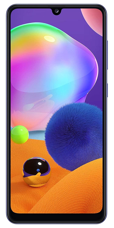 Samsung Galaxy A31 Prism Crush Blue