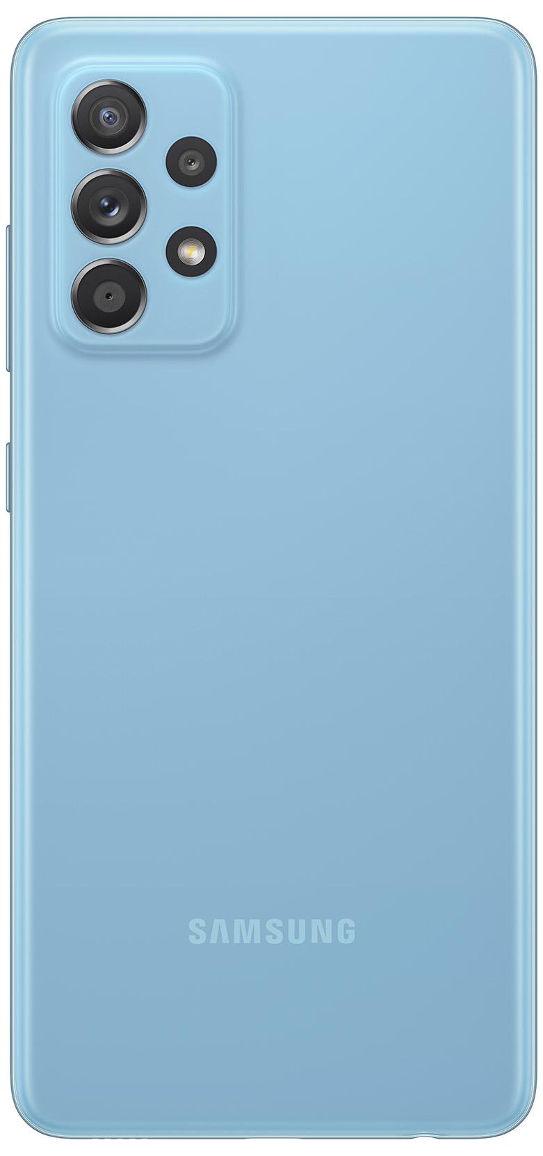 Samsung Galaxy A72 Blue 8GB |256GB