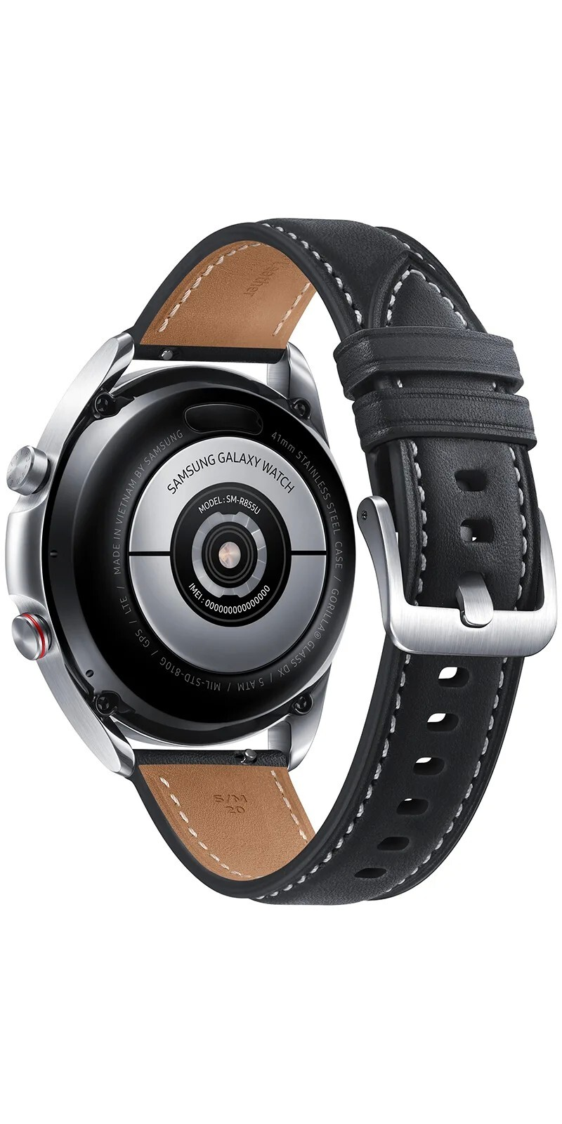 Samsung Galaxy Watch 3 41mm LTE Mystic Silver