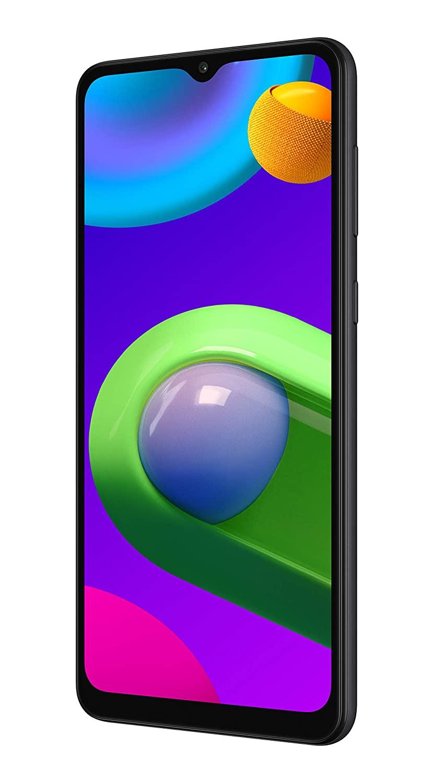 Samsung M02 Black 2GB   32GB