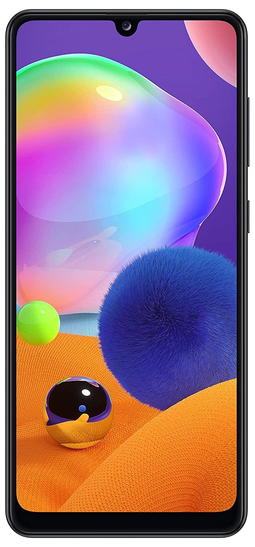 Samsung Galaxy A31 Prism Crush Black