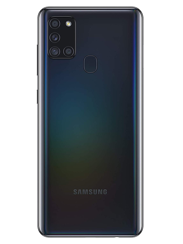 Samsung Galaxy A21s (Black, 64GB) (6GB RAM)