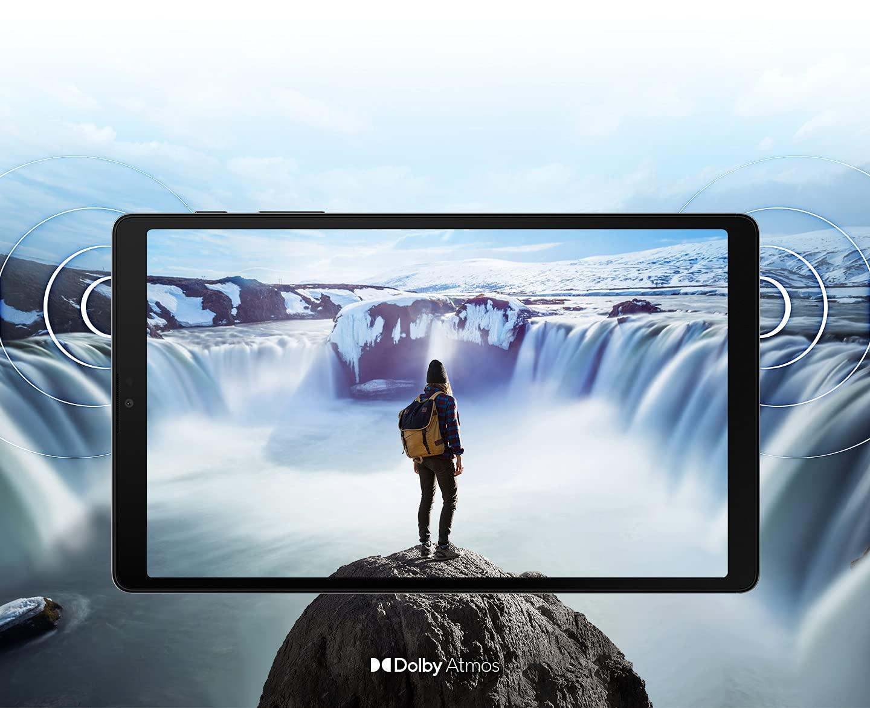 Samsung Galaxy Tab A7 Lite LTE Gray 3GB   32GB