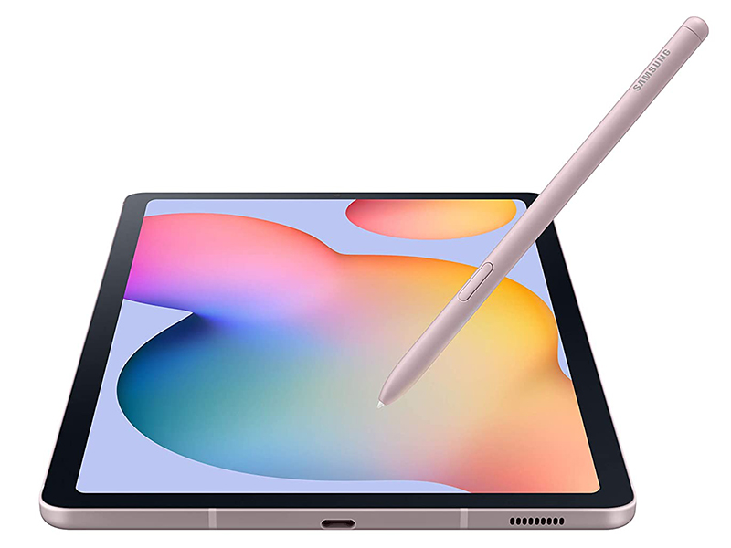 Samung Galaxy Tab S6 Lite -LTE  (Chiffon Pink, 64GB )