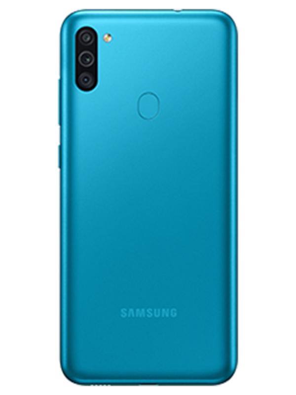 Samsung Galaxy Metalic Blue M11 3GB 32GB