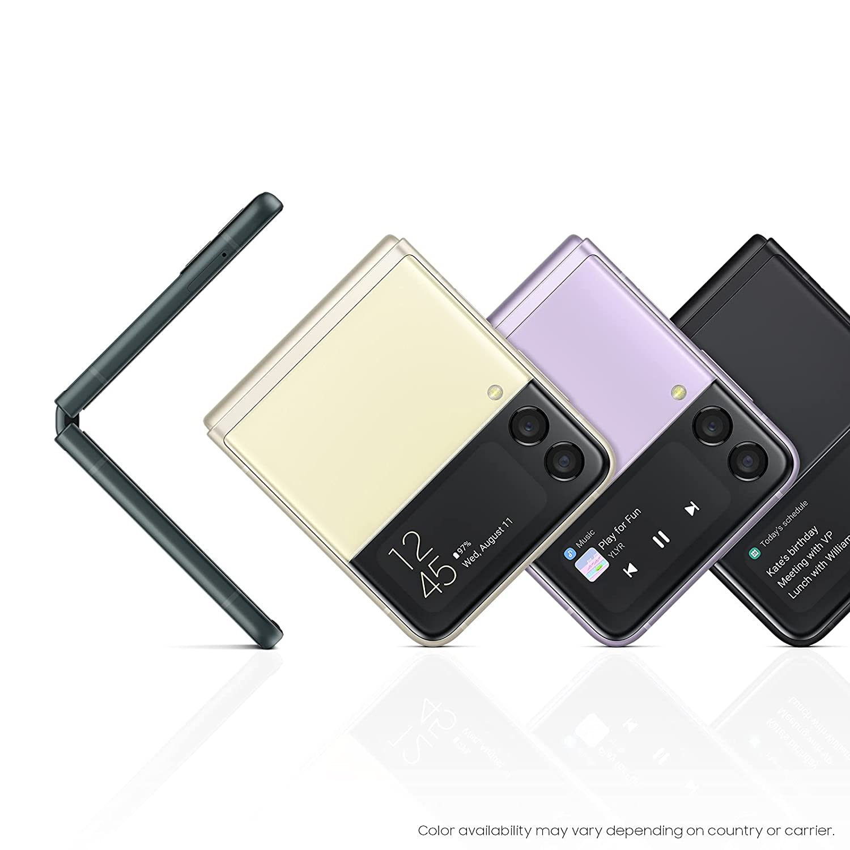 Samsung Z Flip 3 5G Cream 8GB | 256GB
