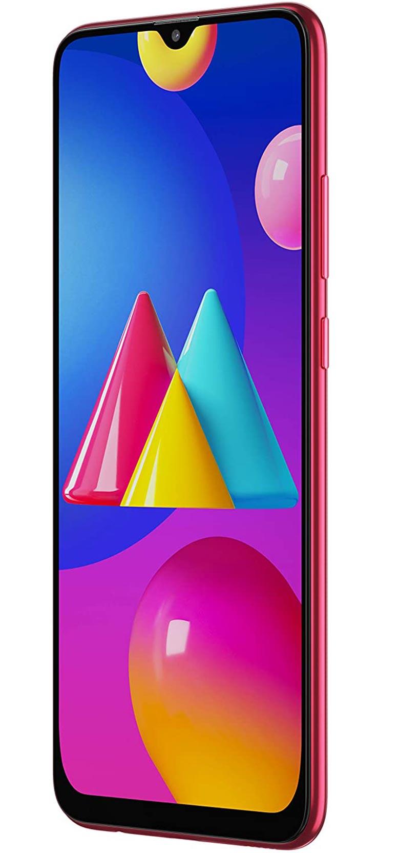 Samsung Galaxy M02s Red 3GB | 32GB