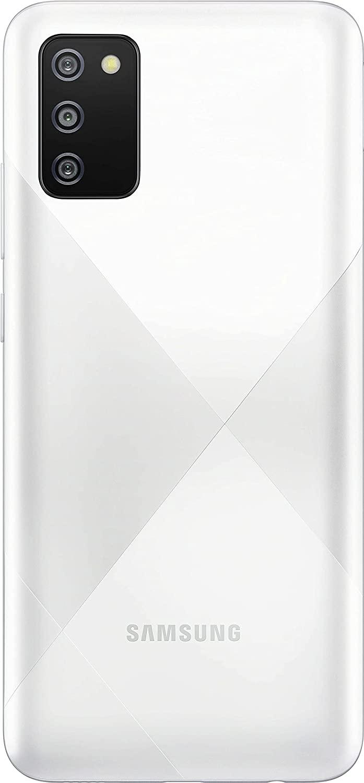 Samsung Galaxy F02s Diamond White 4GB   64GB