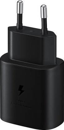 SAMSUNG 25 W PD ADAPTOR Black