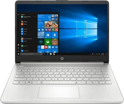 HP 14s-dq2535tu i5 11th Gen Laptop Natural Silver
