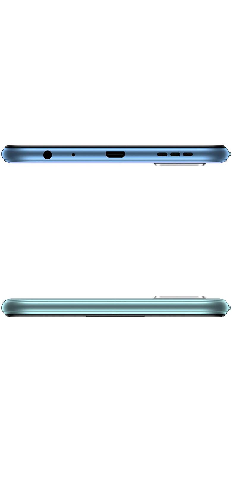Vivo Y20G Purist Blue 6GB | 128 GB
