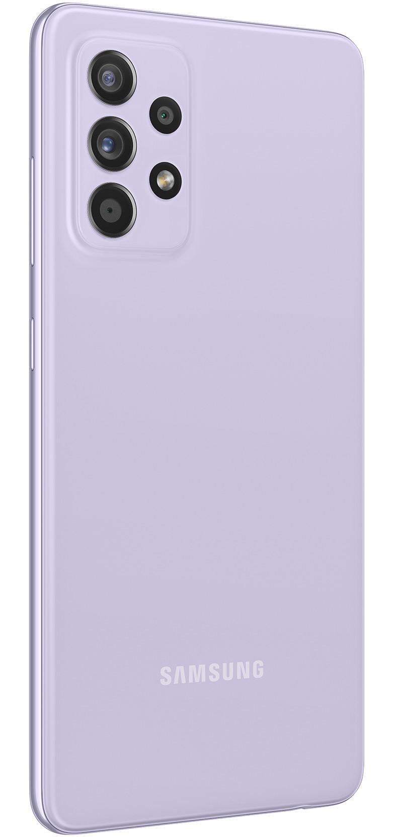Samsung Galaxy A72 Violet 8GB  128GB