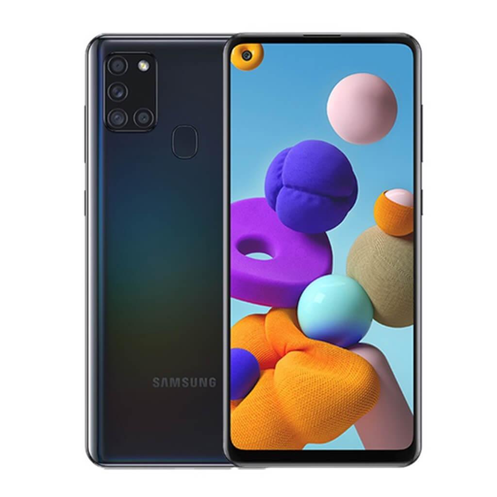 Samsung Galaxy A21s Black 64GB   4GB