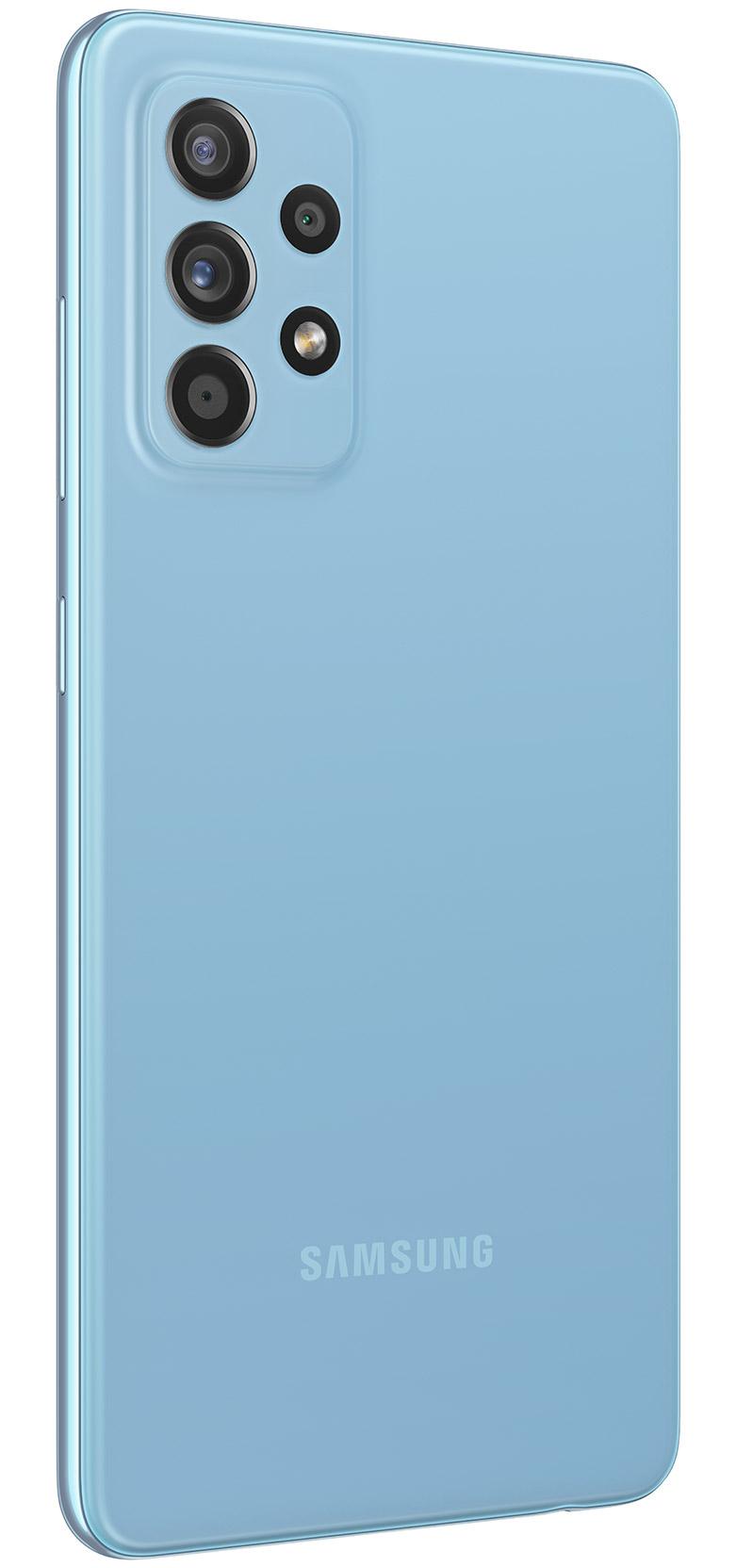 Samsung Galaxy A72 Blue 8GB |128GB
