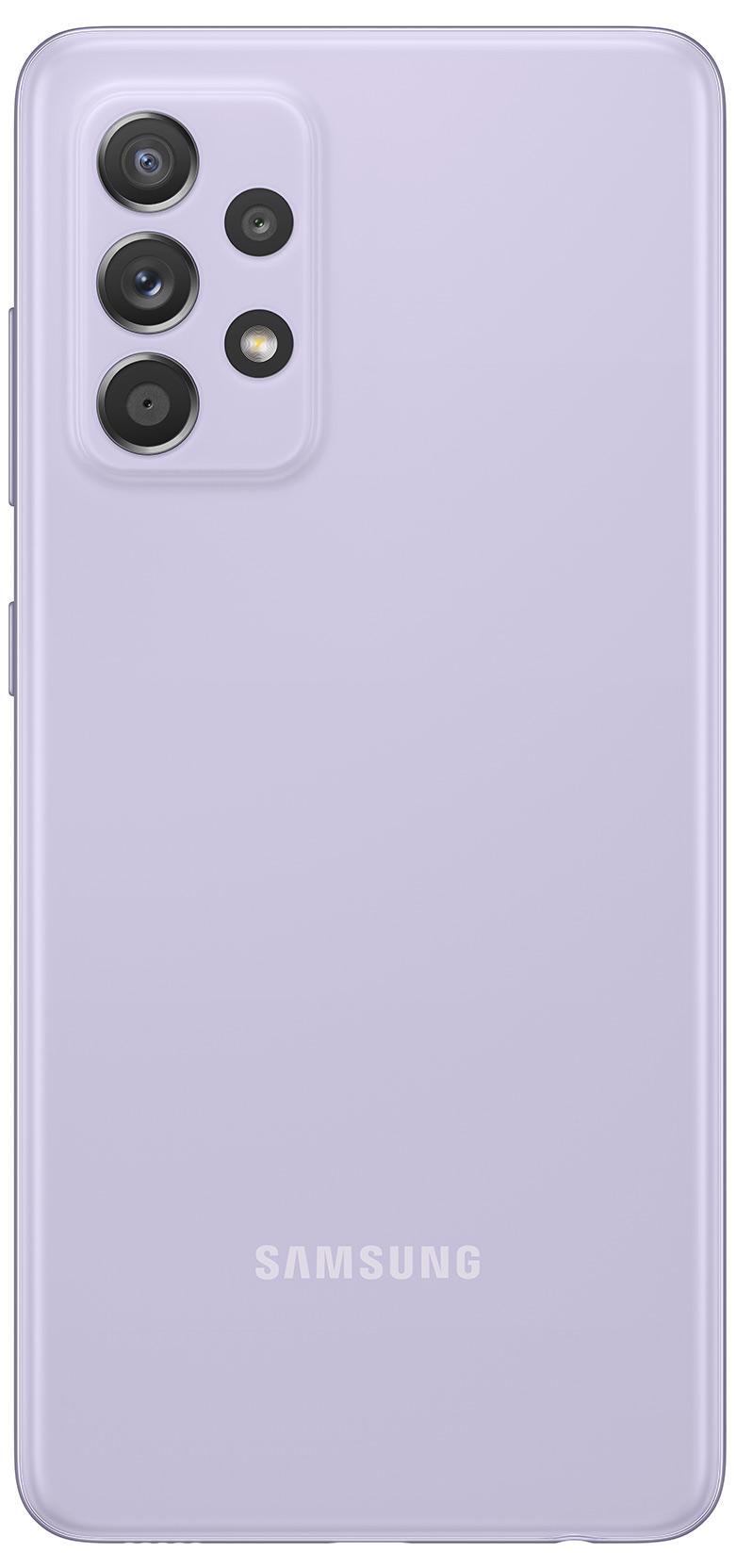 Samsung Galaxy A72 violet 8GB  256GB