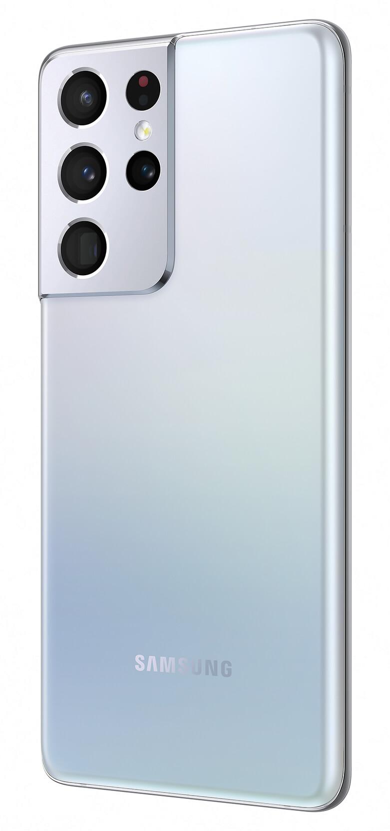 Samsung Galaxy S21 Ultra 5G Phantom Silver 16GB RAM |512GB