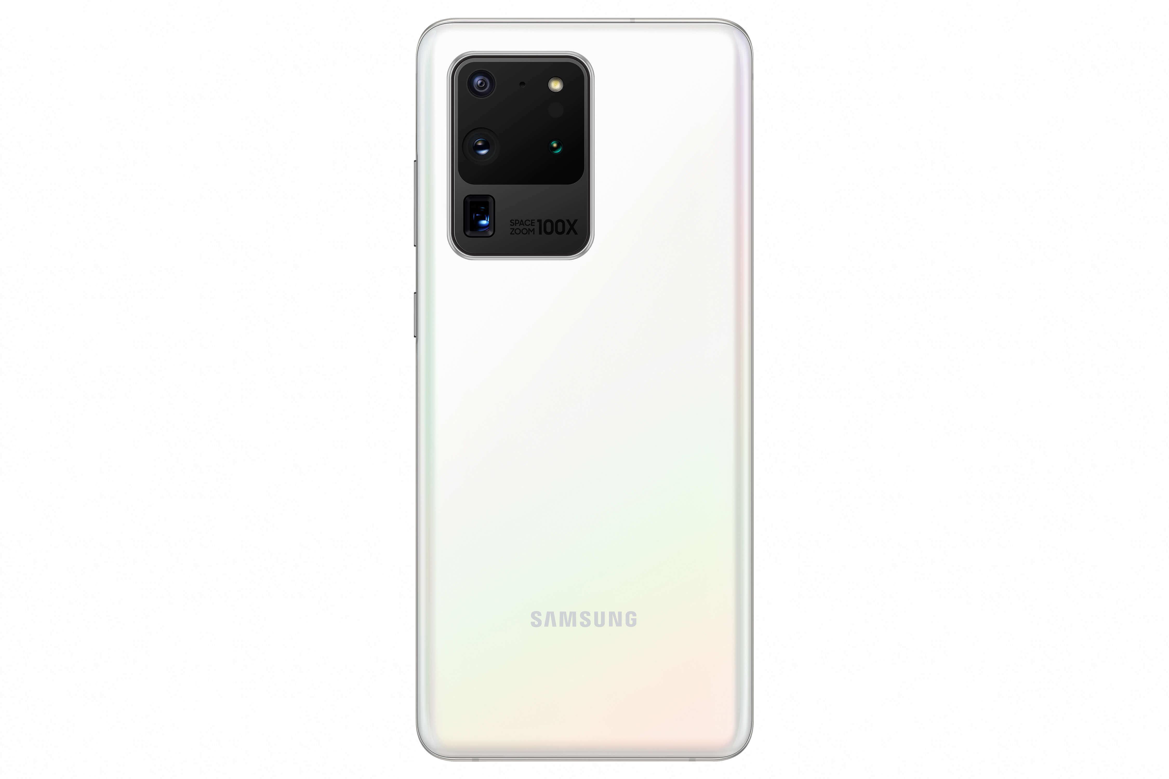 Samsung Galaxy S20 Ultra 12GB 128GB Cloud White
