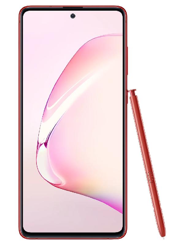 Samsung Galaxy Note 10 Lite Aura Red 6GB 128GB