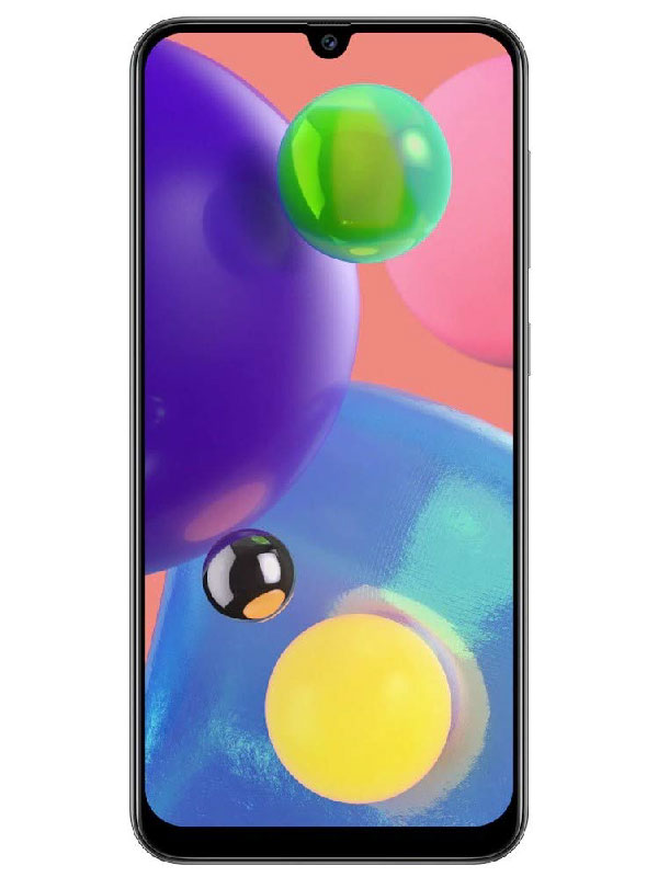Samsung Galaxy A70s Black 8GB 128GB
