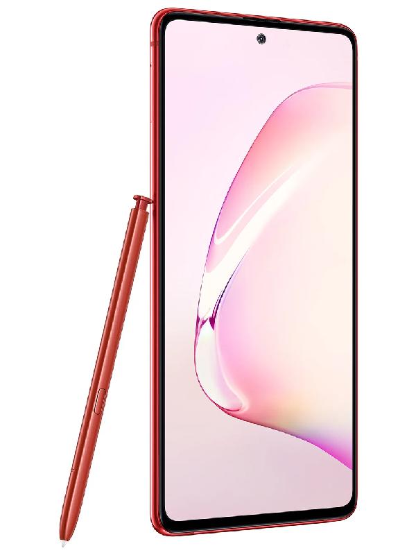 Samsung Galaxy Note 10 Lite Aura Red 8GB 128GB