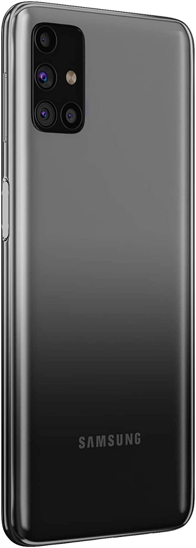 Samsung M31s Mirage Black 6GB | 128 GB